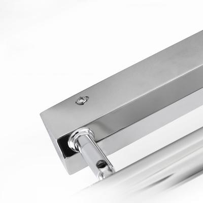 Extendable Bath Vanity Light 3W-15W 3000/6000K High Bright Chrome LED Cylinder Vanity Light Commercial Gallery Artwork Lamp