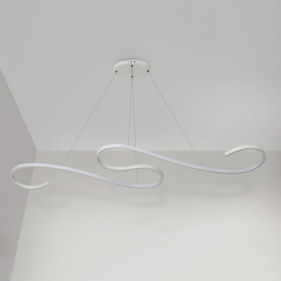 Best Lighting For Dining Room Kitchen 42 52 Inch Long 46w S Shaped Led
