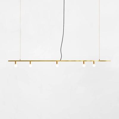 Minimalist LED Linear Pendant Light 39.37