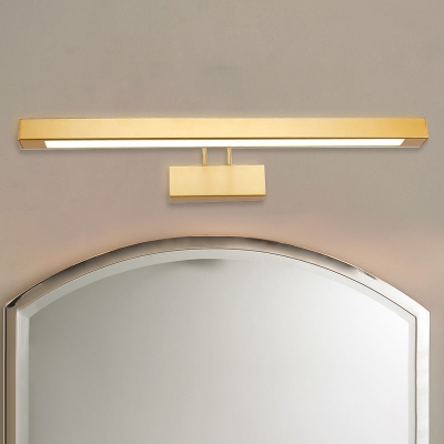 Post Modern Bathroom Vanity Light Antique Br 9w 16w Led Warm White