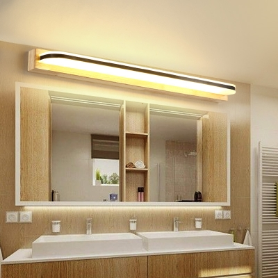 the latest ff0d4 8ce1c Stainless Steel Waterproof Modern Bathroom Lighting 9W-20W Acrylic