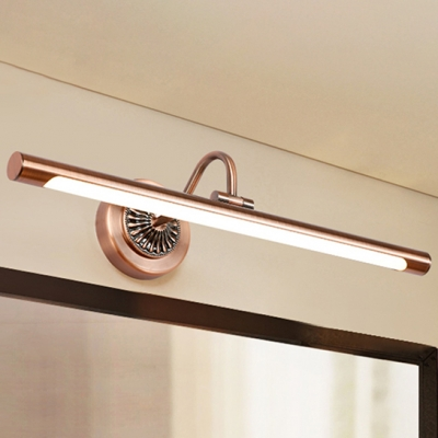 Antique Copper/Antique Brass LED Picture Light 8/10/12W 3000/4000/6000K Vintage Wall Sconces 3 Sizes Available Modern Bathroom Vanity Light