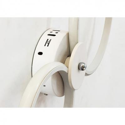 Modern Forms 2-Led/3Lt Ring Wall Light 24W/30W Light Adjustable Led Ambient Wall Sconces Ultra Slim Black/White Light Guide Ring Led Flush Wall Light