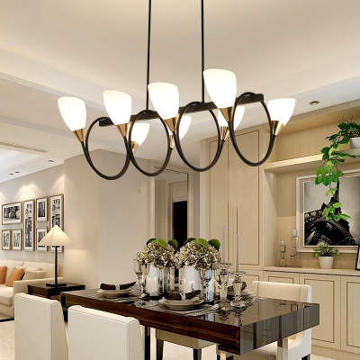 Led Accent Lights 31 40w Flower Shade