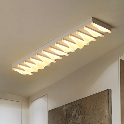 Pathway Bedroom Kitchen LED Ceiling Light 18W-50W LED Warm White