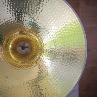 Witch Hat Pendant Light Inner Copper