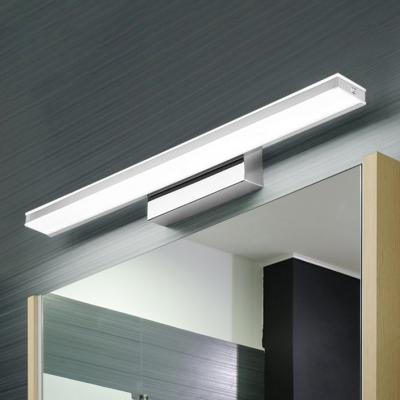 Waterproof Antifogging Led Bathroom Lighting 9w 16w Warm White