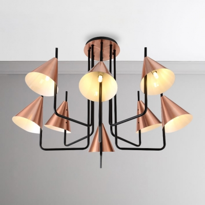 Modern Designer Lighting 30 40w 6 Light