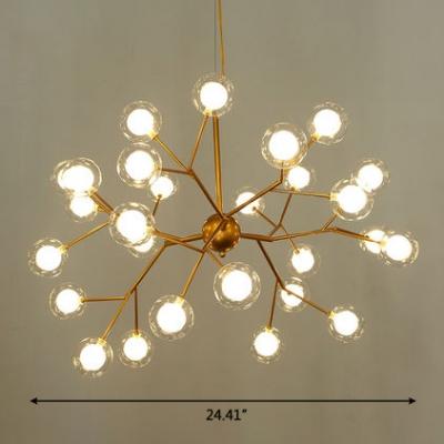 Light Chandelier 27w 192w 9 27 36 45 54