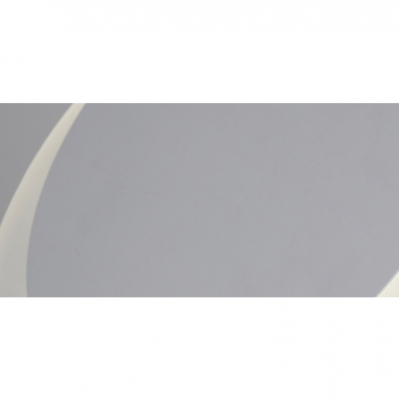 Acrylic Shade Crescent Hanging Light Simple White Finish LED Dining Room Pendant Lamp