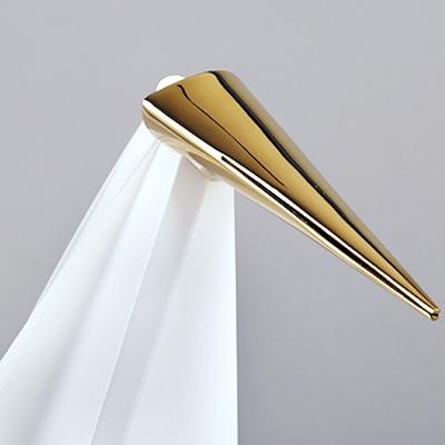 Bird Shape Wall Sconce Stylish Modern Plastic Small Wall Light for Living Room Balcony