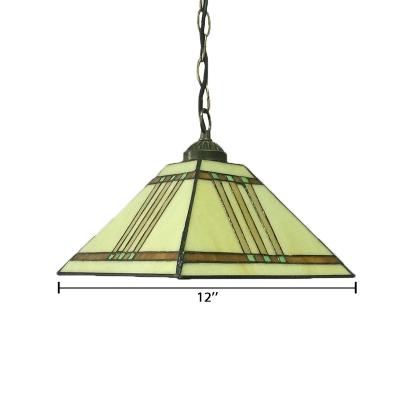 Vintage Loft Pendant Light with 12