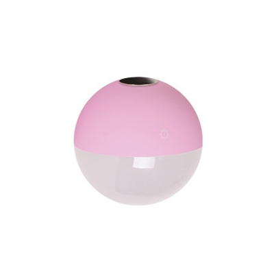 Cordless Portable Round Cosmetic Light Touch Control LED Mirror Light with Magnetic Back
