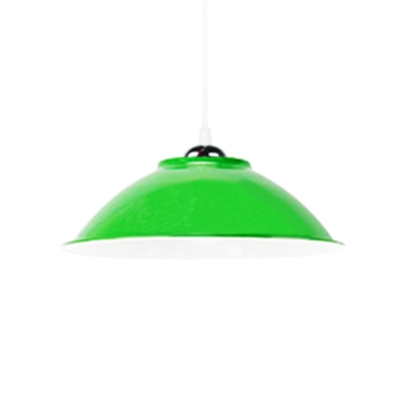 Industrial Simple Pendant Light with 10.5
