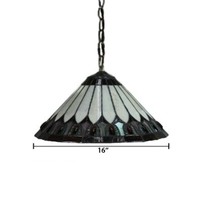 1-Light Pendant Light with 16