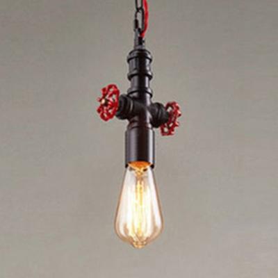 8'' H Mini Indoor Industrial Pipe Ceiling LED Pendant Lamp