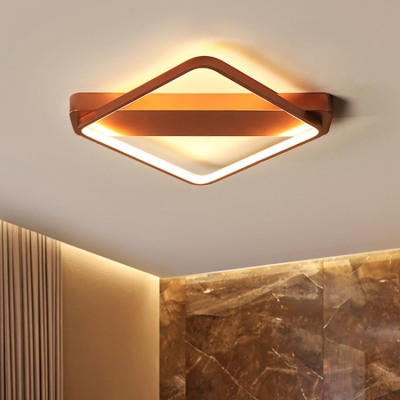 Modernism Ultra Thin Ceiling Lamp