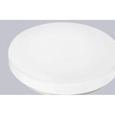 Acrylic Bowl LED Ceiling Lamp Simplicity Modern Flush Light in White for Restaurant Corridor