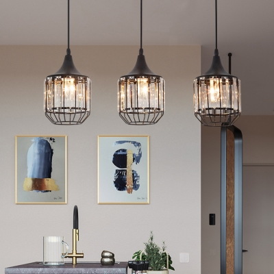Kitchen Pendant Lights Black 3