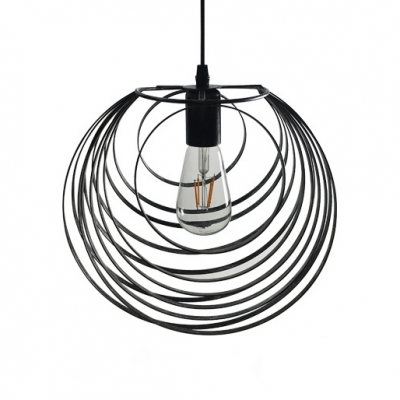 Fashion Style Rust Pendant Lights Industrial Lighting