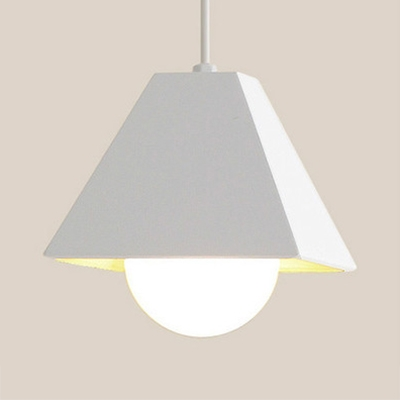Metal Tapered LED Pendant Lamp with 39