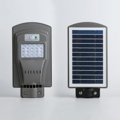 LED Solar Wall Lights Outdoor 20/40/60 W Dusk to Dawn Sensor and Radar Sensor Security Lighting, HL511871