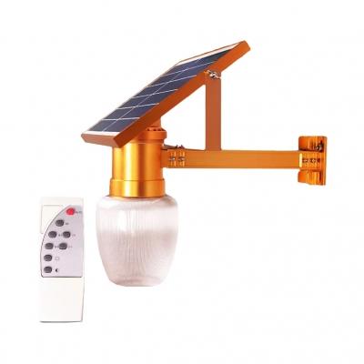 18 LED Solar Lights Pathway 6/9/12 W Dusk To Dawn Sensor Step Lights with Adjustable Angle