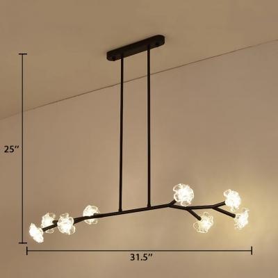 Light 8 Bulbs Modern Pendant Lighting