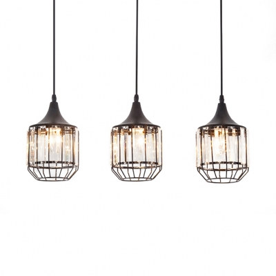 Kitchen Pendant Lights Black 3