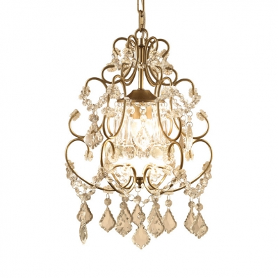 Modern Hanging Chandelier With 19 5 Adjule Chain Clear Crystal