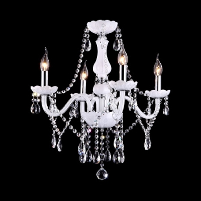 Modern Candle Chandelier 12