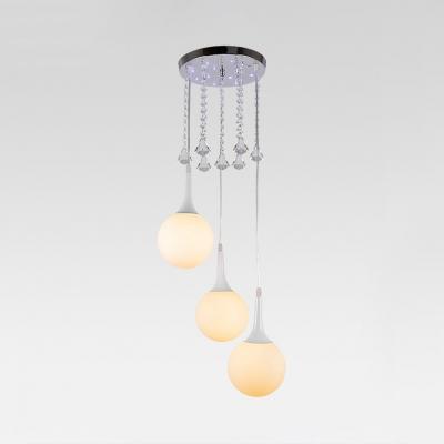 Modern Pendant Lighting Kitchen Adjule Ball Light