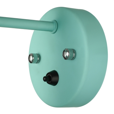 Metal Colored Designer Wall Light Add Color To Your House