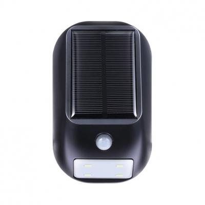 4 LED Solar Lights Outdoor Patio Always on Mode/Motion Sensor Waterproof Security Light