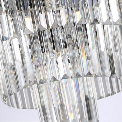 Multi Tiers Chandelier with 16