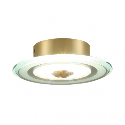 9w Slim Panel Light Fixture Recessed