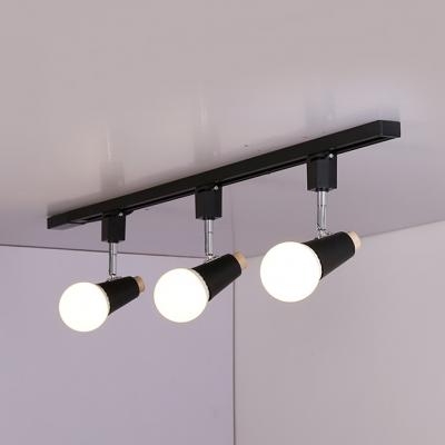 Commercial Rotatable Led Ceiling Light High Brightness Metal