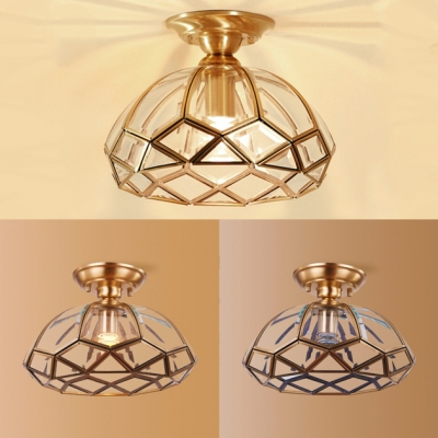 Antique Style Ceiling Mounted Light 1