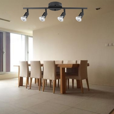 High Brightness Track Lighting 4 Lights