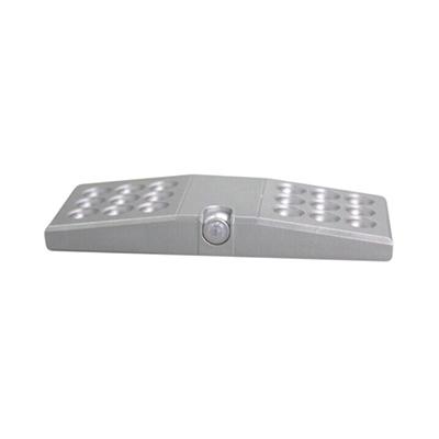 White/Black/Silver Cabinet Lighting USB Charging 18 LED Sensing Night Light in White/Warm