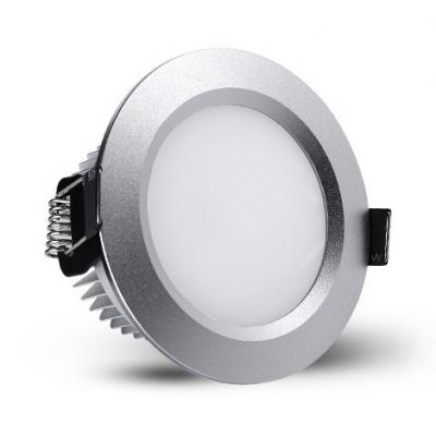 6 Pack Aluminum Led Recessed Light 2 5 3 4 Inch Fixture