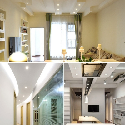 Recessed Down Light Wireless 5w Gold