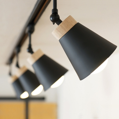 Rotatable Tapered Led Ceiling Light