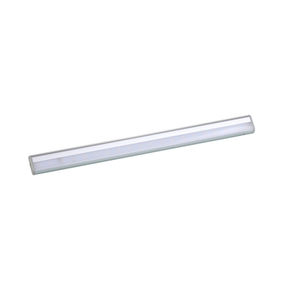 1/2 Pack Linear Cabinet Lighting USB Charging Off-On-Auto Switch Counter Lighting with Infrared Sensor in White/Warm