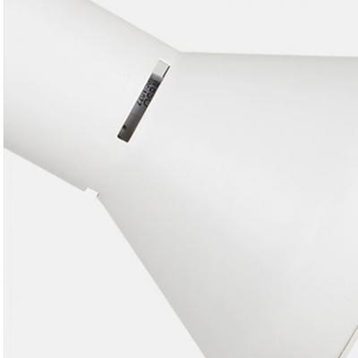 (4 Pack)1 Head Rotatable Ceiling Lamp High Brightness Black/White Track Light in White/Warm White for Mall