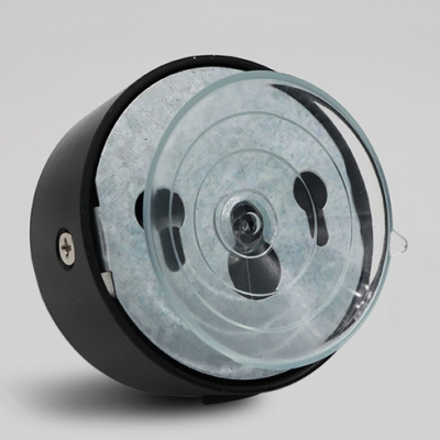 3 Heads Angle Adjustable Spot Light White/Black/Silver On-Off Switch LED Spot Light in White/Warm