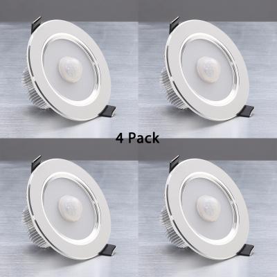 4 Pack 7w Motion Sensor Light Fixture Bedroom 3 5 4 Inch