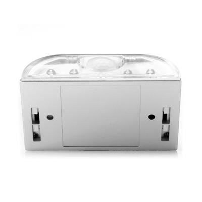 2 Pack Battery Powered LED Night Light Infrared Sensing Counter Lighting for Kitchen Bathroom