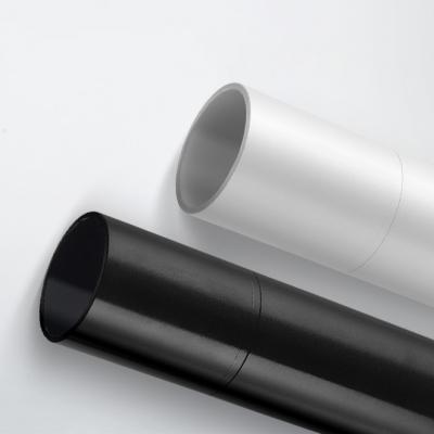 (2 Pack)Black/White Cylinder Spot Light Bedroom Living Room High Brightness LED Pendant Light in White/Warm White