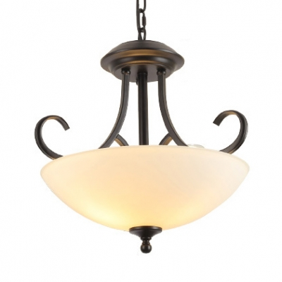 Frosted Glass Ceiling Lamp Shade Swasstech